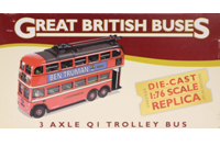 Atlas Editions Great British Buses