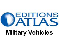 Atlas Editions Military Vehicles