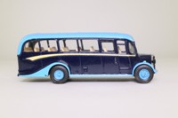 Corgi Classics Code 3; Bedford OB Duple Vista Coach; Leather's Coaches, Maiden Bradley
