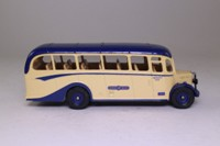 Corgi Classics C949/2; Bedford OB Duple Vista Coach; Royal Blue; Exeter