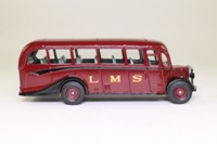 Corgi Classics Code 3; Bedford OB Duple Vista Coach; LMS; Private Hire