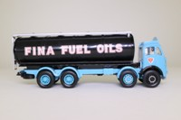 Corgi Classics 27201; Seddon Atkinson; 8 Wheel Rigid Elliptical Tanker, Fina Fuel Oils Ltd