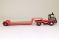Corgi Classics 31011; ERF KV; Low Loader, Robert Walker Heavy Haulage