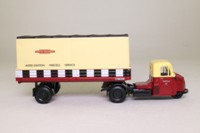 Corgi Classics 15003; Scammell Scarab; British Railways; Inter Station Parcels Service