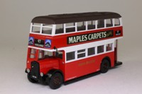 Corgi Classics 97857; Bristol K Utility; London Transport; Rte 97 Hanwell Garage; Maples Carpets