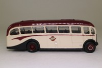 Corgi Classics 37830; Daimler CVD6 ½ Cab Coach; Scout Motor Services of Preston; Blackpool-London