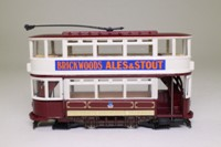 Corgi Classics D993/1; Double Deck Tram, Closed Top, Closed Platform; Portsmouth Corporation Transport; Eastney