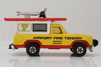 Matchbox Super Kings K-75/1; Plymouth Airport Fire Tender