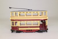 Corgi Classics 97264; Double Deck Tram, Closed Top, Closed Platform; Cardiff Corporation; Roath Park