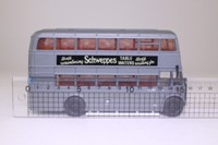 Corgi Classics 97315; Guy Arab Bus; London Transport, Rte 145 Ford Works, Wartime Grey
