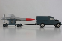 Corgi GS3; RAF Land Rover and Bloodhound Missile Set