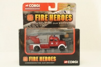 Corgi Classics CS90064; Magirus Deutz Turntable Ladder; Freiwillige Feuerwehr Oberalting-Seefeld; Red/White/Grey