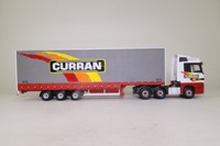 Corgi Classics CC13811; Mercedes-Benz Actros; Step-Frame Curtainside, D Curran & Sons Ltd