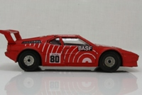 Corgi 380; BMW M1 Racer - BASF; Red