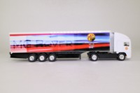 Corgi Classics TY86817; ERF EC 1:64 Scale; Artic Box Trailer, MG Rover