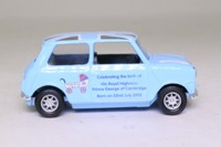 Corgi Classics CC82105; BL/Rover Mini; 2013 Birth of Prince George