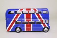 Corgi CC82305; AEC Routemaster Bus; Harrods, Union Jack