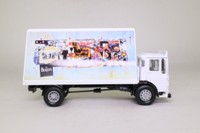 Corgi Classics 22301; AEC Ergomatic Cab; 4 Wheel Rigid Flatbed Billboard, The Beatles