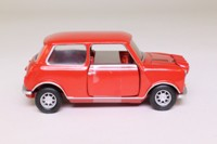 Corgi Classics CC82215; BL/Rover Mini; The Italian Job, Red