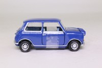 Corgi Classics 04441; BL/Rover Mini; The Italian Job, Blue