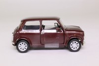 Corgi Classics CC82206; BL/Rover Mini; Mini 40, Dark Mulberry Red