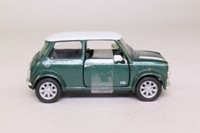 Corgi Classics CC82234; BL/Rover Mini; British Racing Green, White Roof