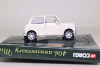 Corgi Classics 04503; BL/Rover Mini; Old English White