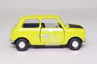 Corgi Classics 04438; BL/Rover Mini; Mr Bean, With White Metal Figure