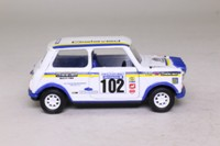 Corgi Classics 04404; BL/Rover Mini; 1996 Swedish Rally 54th, Plant & Plant, RN102