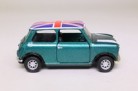 Corgi Classics 04413; BL/Rover Mini; Cooper; British Racing Green