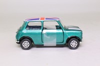 Corgi Classics 82231; BL/Rover Mini; Cooper, Racing Green, Union Jack Roof