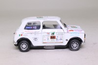 Corgi Classics CC82247; BL/Rover Mini; 2005 Italian Job Rally; Team 66