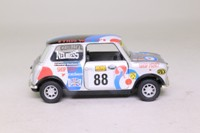 Corgi Classics 04434; BL/Rover Mini; Mighty Minis Racing; Neil Burgess; RN88