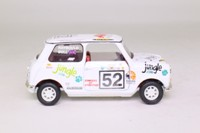Corgi Classics 04444; BL/Rover Mini; Jungle.com Safari Rally; Raybould & Bull