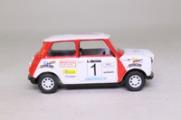 Corgi Classics 04426; BL/Rover Mini; 1998/9 Mintex National Rally