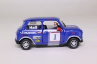 Corgi Classics CC82241; BL/Rover Mini; Mini 7 Racing Club; James Hall; RN1