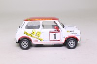 Corgi Classics CC82249; BL/Rover Mini; 2007 Mini Se7en Club Champion; Paul Thompson; RN1
