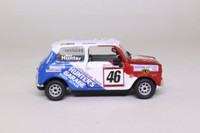 Corgi Classics CC82256; BL/Rover Mini; Mini 7 Racing Club: Max Hunter; RN46