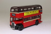 Corgi Classics 97062; AEC RT Double Deck Bus (1:64); Oxford, Rt 93 Oxford via Banbury Rd
