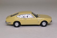 Atlas Editions 4 656 111; 1968 Fiat Dino Coupe; Pale Yellow