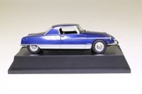 Atlas Editions 4 656 131; 1967 Citroen DS, Le Dandy, Henri Chapron; Metallic Blue