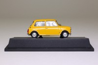 Atlas Editions 4 656 130; 1971 Mini Cooper S Mk3; Mustard Yellow
