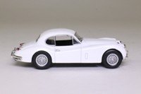 Atlas Editions 4 656 114; 1954 Jaguar XK140; White