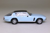 Atlas Editions 4 656 121; 1976 Jensen Interceptor; Light Blue & Black
