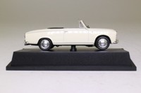 Atlas Editions 4 656 122; Peugeot 403 Cabriolet; Open Top, White