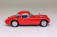 Atlas Editions 4 656 123; 1960 MGA Coupe; Bright Red