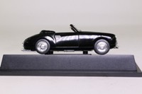 Atlas Editions 4 656 124; 1950 Simca 8 Sport Cabrio Pinifarina; Open, Black