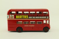 Corgi 469; AEC Routemaster Bus; London Transport; 25, High Holborn; Beatties