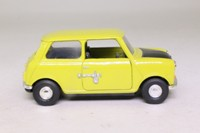 Corgi Classics 96011; BL/Rover Mini; Mr Bean, Mustard/Black