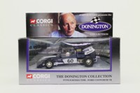 Corgi Classics 97378; 1971 Surtees TS9B/Ford Cosworth V8; Blue/White, RN60